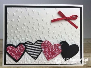 Stampin Up Sending Love Suite