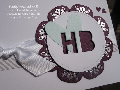 July 2014 Paper Pumpkin Wish Big card… Click here to see video on tying knots! - Stampin' Up!® - Stamp Your Art Out! www.stampyourartout.com