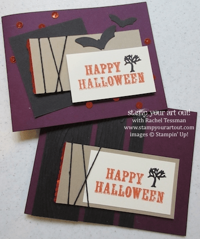 Click here to see lots of alternate ideas created with the September 2014 Boo-tiful Bags Paper Pumpkin Kit… #stampyourartout #stampinup - Stampin' Up!® - Stamp Your Art Out! www.stampyourartout.com