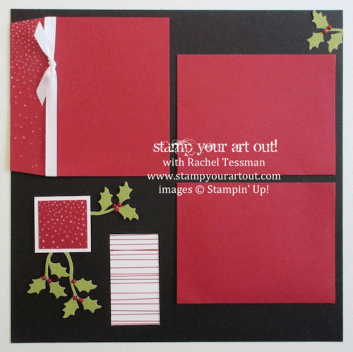 Click here to see even more alternate projects with the November 2015 Mistletoe & Holly Paper Pumpkin kit …#stampyourartout #stampinup - Stampin' Up!® - Stamp Your Art Out! www.stampyourartout.com