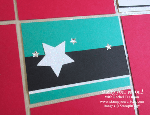 Christmas Project Life layout created with the May 2016 Many Manly Occasions Paper Pumpkin kit …#stampyourartout #stampinup - Stampin' Up!® - Stamp Your Art Out! www.stampyourartout.com