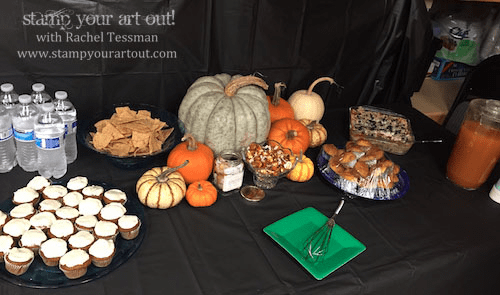 BIG Fall Palooza Paper Pumpkin event…#stampyourartout - Stampin' Up!® - Stamp Your Art Out! www.stampyourartout.com