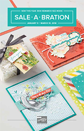 Sale-a-Bration 2018 Brochure ...#stampyourartout #stampinup - Stampin' Up!® - Stamp Your Art Out! www.stampyourartout.com