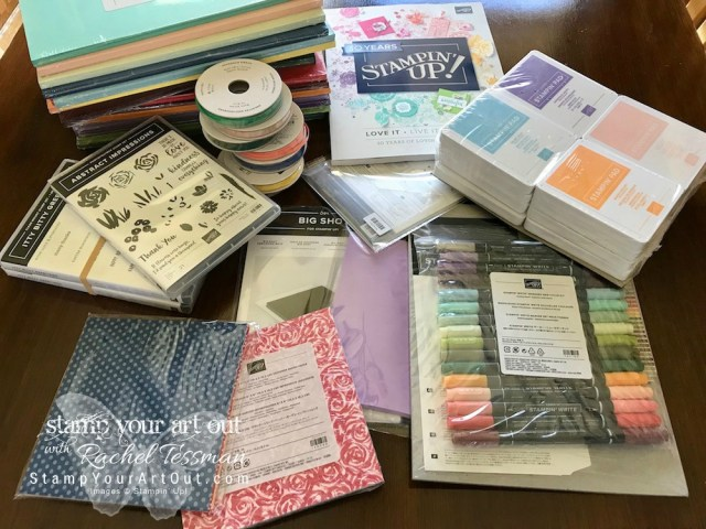 The new 2018-19 Stampin' Up! Annual Catalog is here!…#stampyourartout #stampinup - Stampin' Up!® - Stamp Your Art Out! www.stampyourartout.com