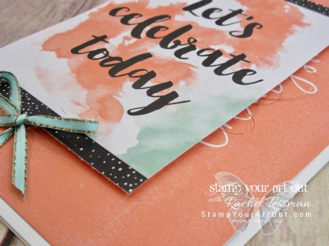 The Delightfully Detailed Memories & More Card Pack cards make great greeting cards that are easy to put together especially when paired with the Whisper White Memories & More Cards & Envelopes…#stampyourartout #stampinup - Stampin' Up!® - Stamp Your Art Out! www.stampyourartout.com