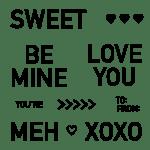 The January 2016 Cute Conversations Pumpkin kit stamp set. #stampyourartout #stampinup - Stampin' Up!® - Stamp Your Art Out! www.stampyourartout.com