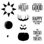 The September 2016 Something Good To Eat Pumpkin kit stamp set. #stampyourartout #stampinup - Stampin' Up!® - Stamp Your Art Out! www.stampyourartout.com