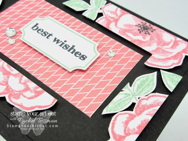I'm excited to share with you what I created with the April 2019 Sentimental Rose Paper Pumpkin Kit – floating frame cards, eclipse cards, and two boxes from the supplies of one. Click here for photos of all these projects, a video where I share directions, measurements and tips for making them, and a complete product list linked to my online store! #onestopbox #stampyourartout #stampinup - Stampin' Up!® - Stamp Your Art Out! www.stampyourartout.com