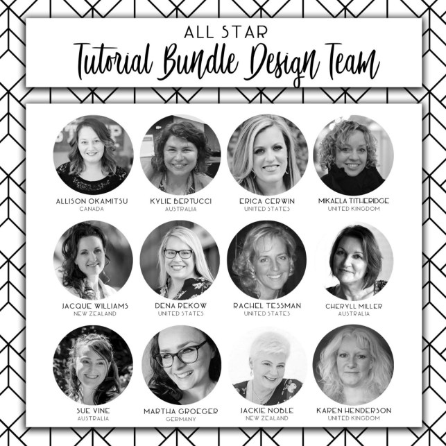 Here are the designers of the All Star Tutorials for February – June 2020. We are excited to share with you. Please click here to see how you can get your hands on 12 creative paper crafting project ideas each month. - Stampin' Up!® - Stamp Your Art Out! www.stampyourartout.com
