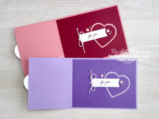I created a sweet pocket card that I gifted to a few of my lucky subscribers and a fun beehive page layout. Click here for more photos, directions, measurements and supplies. - Stampin' Up!® - Stamp Your Art Out! www.stampyourartout.com