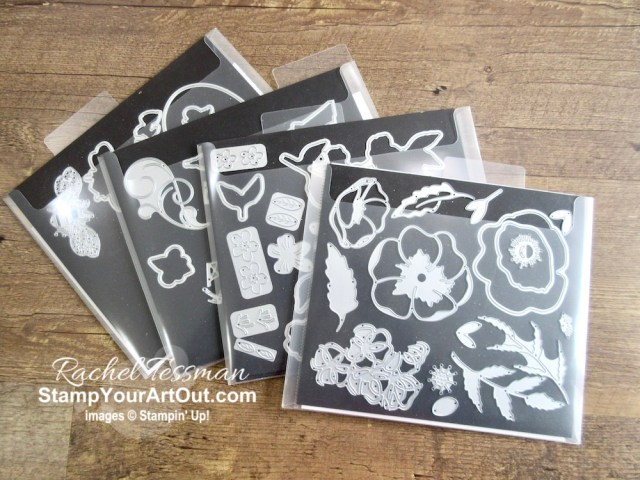 6x7 Storage Pockets from Stamp-n-Storage. I love their products!  Stampin' Up!® - Stamp Your Art Out! www.stampyourartout.com
