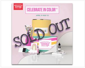 OH WOW! It's sold out…The May's Paper Pumpkin kit includes supplies to make 8 full-size cards and 4 note cards and will feature the new 2020–2022 In Colors! This means that Paper Pumpkin subscribers will be among the first to get their hands on new In Color products. And that's just the beginning of things to love about this kit! - Stampin' Up!® - Stamp Your Art Out! www.stampyourartout.com