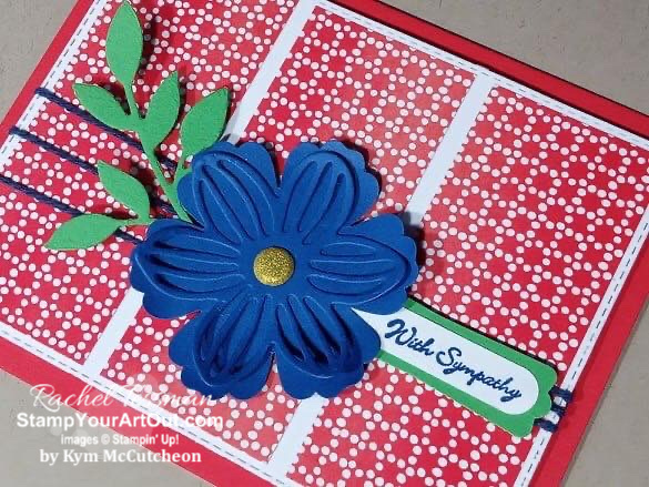Click here to see photos of a few cards created by my demonstrator group using the same sketch challenge. You'll also find measurements, supplies, and helpful tips for the card I created with the Pampered Pets Stamp Set and Playful Pets Designer Paper. - Stampin' Up!® - Stamp Your Art Out! www.stampyourartout.com