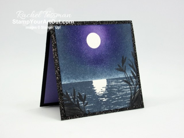 A moonlight version using the Sharing Sunshine Stamp Set. Click here for the details. - Stampin' Up!® - Stamp Your Art Out! www.stampyourartout.com