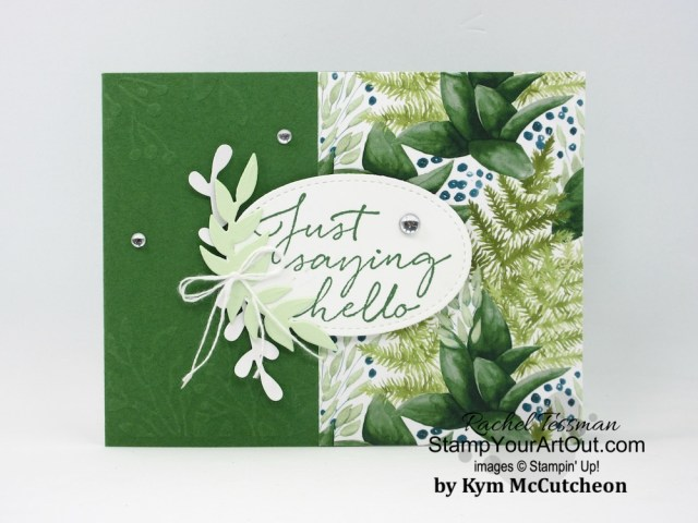 I've been receiving more cards, and I want to share them with you! I'm so excited to show off these great ideas. Click here to see all seventeen cards that feature Stampin' Up! products.  - Stampin' Up!® - Stamp Your Art Out! www.stampyourartout.com