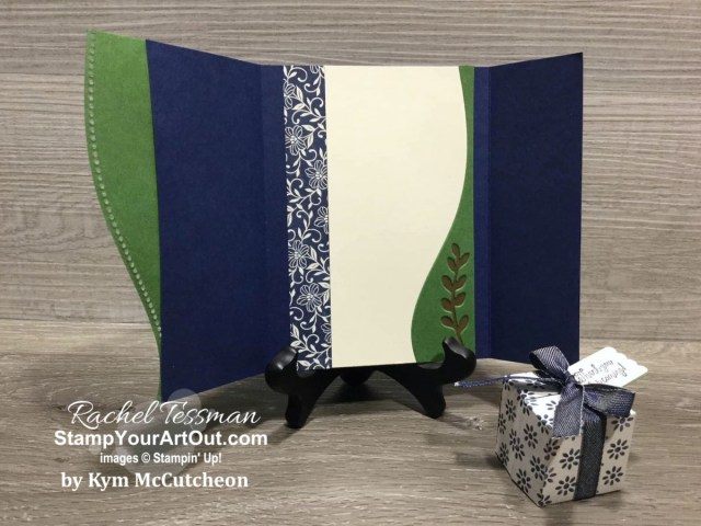 Click here to see what some of the demonstrators in my group created with their Boho Indigo Kit make-n-take supplies! - Stampin' Up!® - Stamp Your Art Out! www.stampyourartout.com