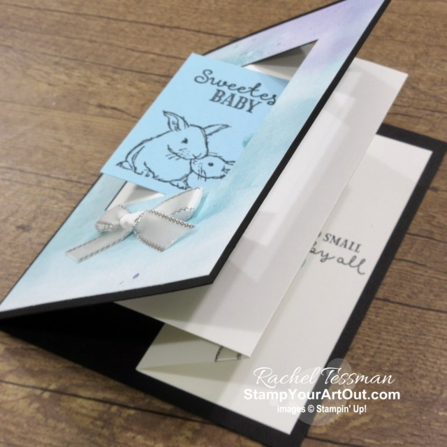 Click here to see how to make a Swing Fold card using the Wildly Happy Stamp Set, Snowflake Splendor Designer Paper, Artistry Blooms Designer Paper, Artistry Blooms Sequins, and the Stamparatus. You'll be able to access measurements, a how-to video with tips and tricks, other close-up photos, and links to all the products I used. - Stampin' Up!® - Stamp Your Art Out! www.stampyourartout.com
