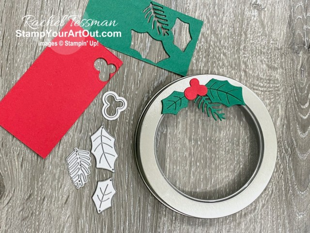 Here's a fun way to give a gift card this holiday season. The Round Tins, the Winter Snow Embossing Folder, and the Sweetest Borders Dies are on sale on the Closeouts list. So be sure to shop soon if you don't want to miss out. Access directions, more photos, measurements, and links to all the products so you can make them, too. - Stampin' Up!® - Stamp Your Art Out! www.stampyourartout.com