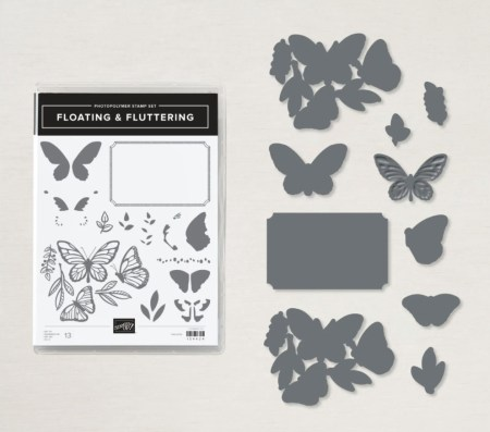 The Floating & Fluttering Bundle.  - Stampin' Up!® - Stamp Your Art Out! www.stampyourartout.com