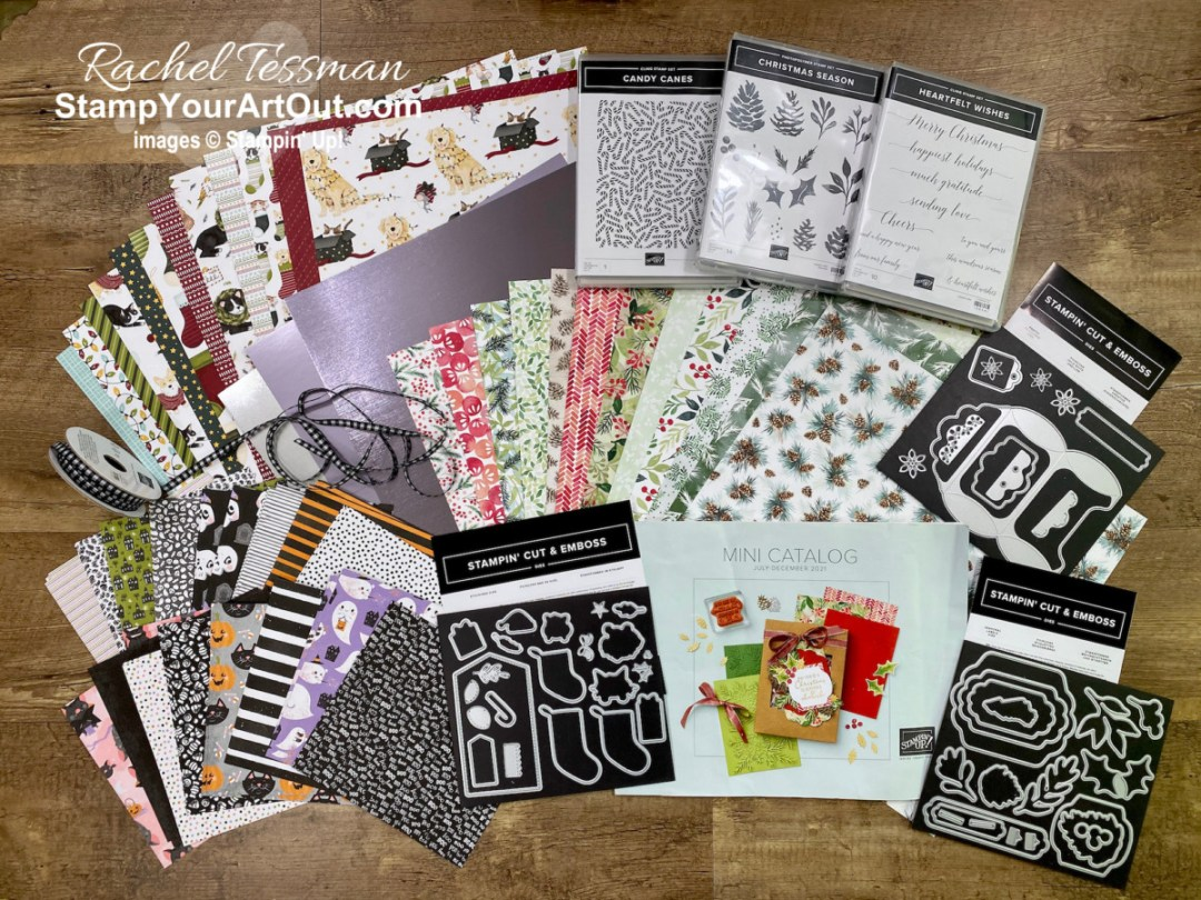 """Click here to see the swap cards I received, the swap boards, the gifts given to me by Stampin' Up!, and gifts I got from a few other fellow demonstrators during the 2021 Stampin' Up! Incentive Trip in Maui. You will also see how to take a 12"""" x 12"""" sheet of designer paper and make a folded paper wallet that holds 3-1/2"""" x 5"""" note cards using the Inspired Thoughts Stamp Set, the Perfect Plants Dies, the Expressions in Ink Ephemera Pack, and the Bloom Where You're Planted Designer Paper. A big thank you to Jackie Ross for sharing her version of this during the swap on the trip. Access measurements, more photos, a how-to video with directions, and links to the products I used.  - Stampin' Up!® - Stamp Your Art Out! www.stampyourartout.com"""