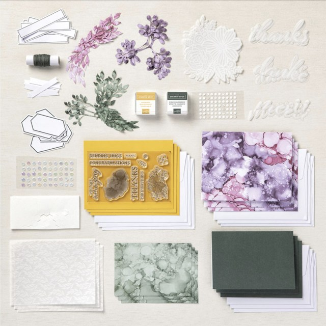 The June 2021 Expressions In Color Paper Paper Pumpkin Kit.  - Stampin' Up!® - Stamp Your Art Out! www.stampyourartout.com