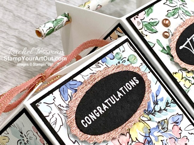 Here is a peek at the project I made for the Hand-Penned Suite All Star Tutorial Bundle. Place a qualifying order in the month of August 2021 and get the bundle of 12 fabulous paper crafting project tutorials for free! Or purchase it for just $15 US. - Stampin' Up!® - Stamp Your Art Out! www.stampyourartout.com