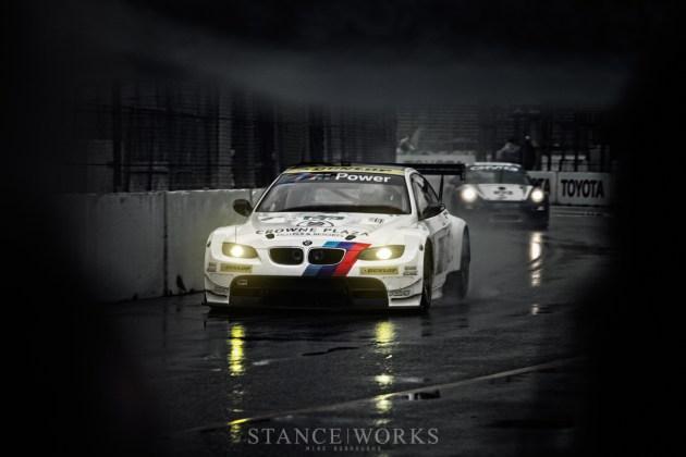 BMW ALMS M3 Long Beach