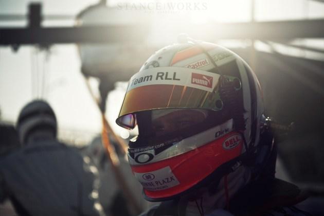 BMW ALMS Dirk Mueller