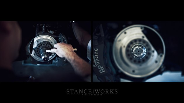 BMW AP Racing Brakes