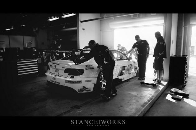 BMW Team Rll ALMS