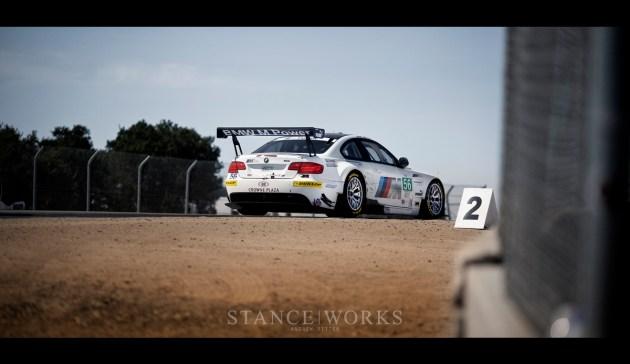 BMW ALMS LeMans