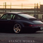 An Established Breed: Brian Henderson's Rotiform Porsche 964