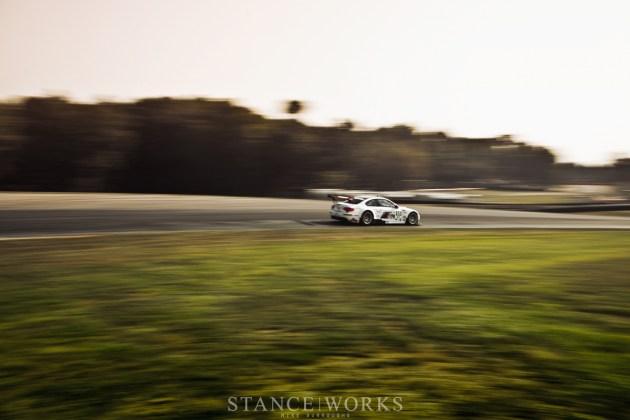 BMW ALMS Mid Ohio Racing