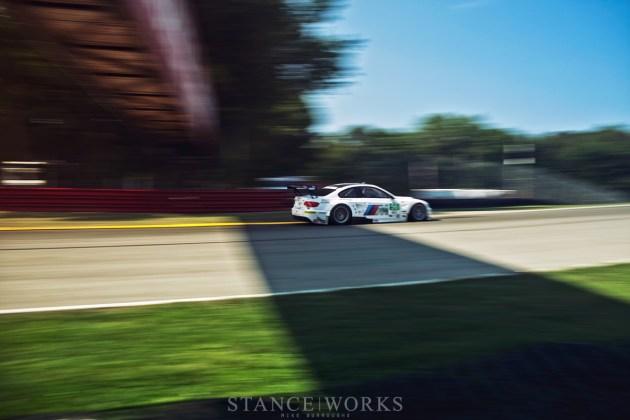 BMW ALMS Racing