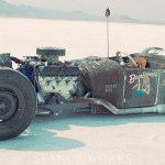 On The Salt - Bonneville Speed Week 2012 by Darkcar