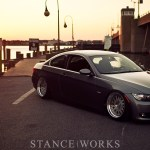 Bag Riders Returns With Their Bagged E92 335i