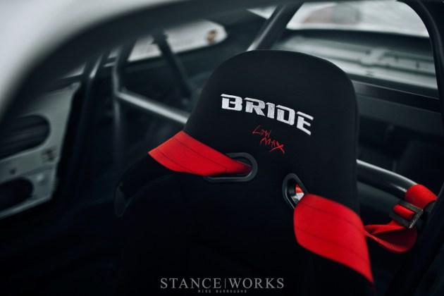 bride racing seat porsche 911