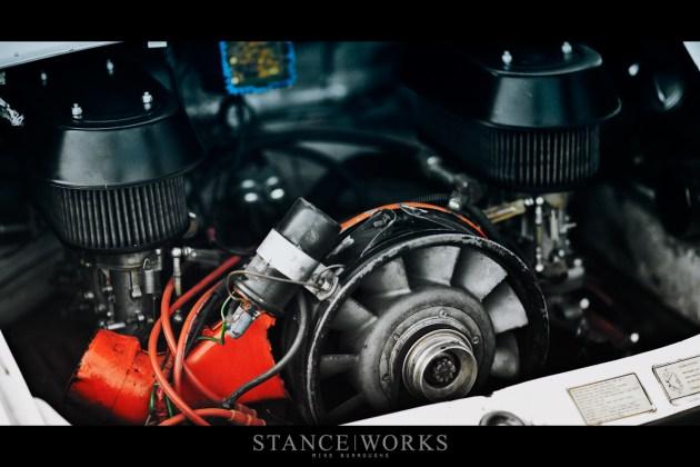 porsche 911 flat six engine