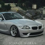 A Mark Of His Own - Stefan's Z4M Coupe