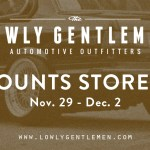 Lowly Gentlemen Black Friday Sale - Discounts Storewide