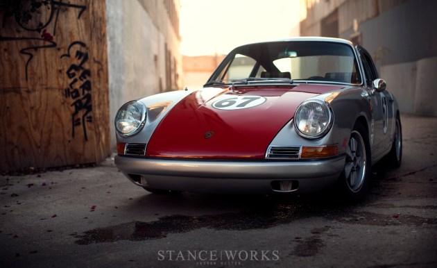 Magnus Walker Porsche 911