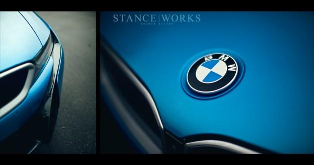 BMW I8 energy efficient