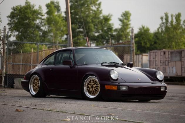 Porsche 964 911 C2