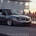 Going Wider - John Hall's Widebody 2006 WRX Wagon