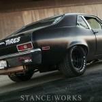 Kill All Tires - Brian Scotto's 1972 Chevy 'Napalm Nova