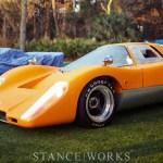 Aesthetics - The 1969 McLaren M6B/GT