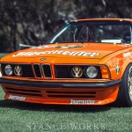 100 Years of BMW - The Group A BMW 635CSi