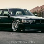 Saying Our Farewells - The StanceWorks Project 2000 E38 BMW 740iL Looks for a New Home
