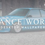 StanceWorks Wallpaper - Rimal Chand's 1985 BMW 635CSi