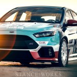 Rally Inspired - The H&R X StanceWorks Ford Focus RS SEMA 2016 Build